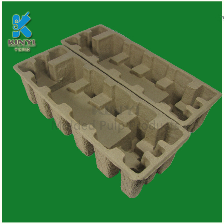Natural Color Custom Inner Cardboard Carton Packaging/ Box Inserts