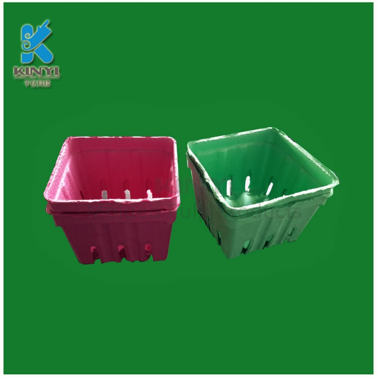 fruit packaging trays