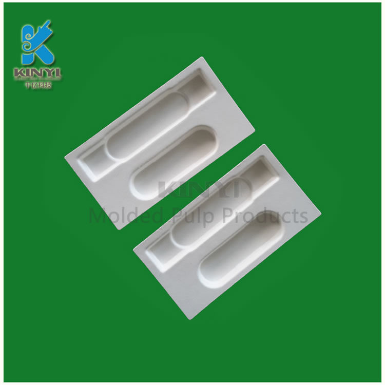 Eco-Friendly sugarcane bagasse pulp molded packaging